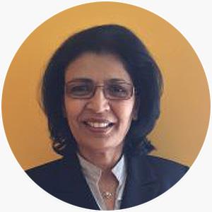 Sheela Rao MHA, RHIA